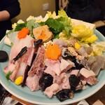 山翠 - あんこう鍋