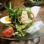 ラ・レプブリック - 気まぐれサラダ