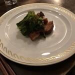 ELSKA - ベーコンと菜の花