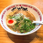ラー麺 ずんどう屋 - 料理写真:和風ラーメン