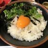 Tankuma - 料理写真:卵かけご飯