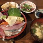 寿司居酒屋 二の丸 - 料理写真: