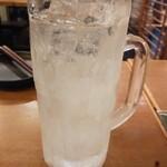 ウラニワ - レモンサワー390円がハッピーアワーで50円