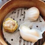 JOE'S SHANGHAI NEWYORK - 蒸し物3種