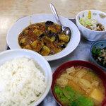 青柳食堂 -