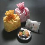 風林堂製菓 - 料理写真:人気商品「さがみ八撰」