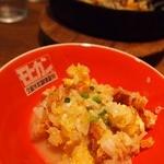 味壱家 - とんこつスープかけて(*^_^*)