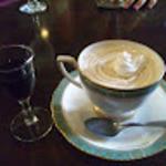 ナナコーヒーショップ - ホットコーヒー(カルーア)
