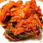 キムチのミズノ 韓国料理 虎の穴 - 白菜キムチ