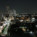 Hacienda del cielo -MODERN MEXICANO- - 【2012.8】代官山方面を望む夜景