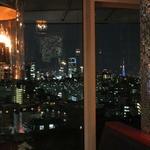 Hacienda del cielo -MODERN MEXICANO- - 【2012.8】店内からも東京タワーが見えます♪