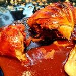 sanmi - 牛肉のパイ包み