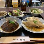 季節料理 大路 - おまかせ定食