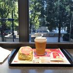 マクドナルド - 赤坂モーニング