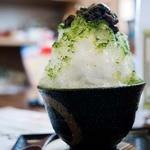 (有)まるか村松商店 - (有)まるか村松商店  抹茶あずき