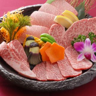厳選した食材ををお楽しみください。