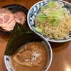つけめんでんまる - 料理写真:濃厚魚介つけ麺+チャーシュー3枚トッピング