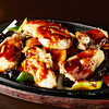 Ranran - 料理写真:牡蠣の鉄板焼き