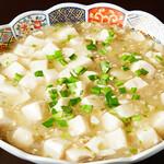 蘭蘭 - 白麻婆豆腐