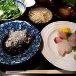 新橋 玉家 - ランチ 2012/03
