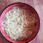 函館麺や 一文字 - 料理写真:ラーメン作りました