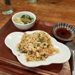 台湾家庭料理 黄さんの家 - チャーハン