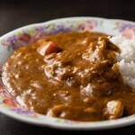 ROASTERY CAFE GARASHA RORO - 鶏せせりの煮込みカレー