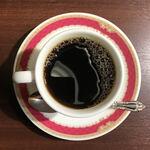 ROASTERY CAFE GARASHA RORO - 本日のランチコーヒー