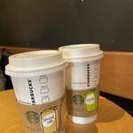 スターバックス・コーヒー - カフェラテ2つ