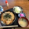 ぽぷら - 料理写真:カツ丼の大盛り