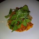 MOTHERS ORIENTAL - 三重産 真蛸のラグー 軽いトマトソース