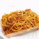メルカート - 料理写真:ナポリタン770円税込w