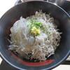 田子の浦港 漁協食堂 - 料理写真:ハーフ丼
