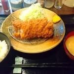 143145300 - 特選棒ヒレカツ定食