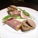 tamaya - SP冷菜(1,500円)