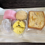 恵比寿屋 - 寿甘、ずんだもち、くるみもち、黄身しぐれ、パウンドケーキ