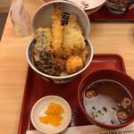 天麩羅 えびのや - 料理写真:天丼