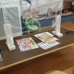 くるまやラーメン - 飯田名古熊店さんはコロナ対策も万全です。