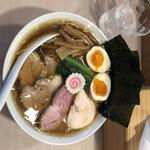 中華ソバ ちゃるめ - 料理写真:特製らーめん 1050円