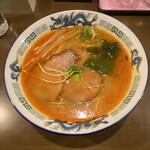 らーめん逍遥亭 - 味噌麺 ¥750
