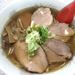 珍々飯店 - チャーシュー麺
