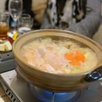 わや - 石狩鍋(事前予約)