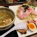 麺屋 卓朗商店 - 真 特製つけ麺(塩) 1300円