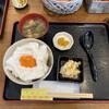 tamagoyahiranosato - 料理写真:卵かけご飯膳(B) 500円