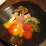 タイーム - 2012・8・13 ピクルス盛り合わせ