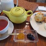Tea room mahisa motomachi - 本日の顔触れ♪