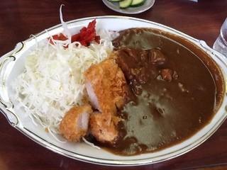 キッチン南海 松本店 - ロースカツカレー