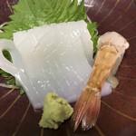 秀竹 - 朝食お造り