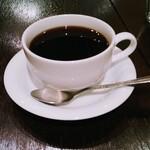 マヌエル・カーザ・デ・ファド - 食後のコーヒー