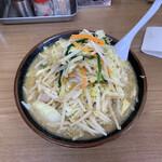 ラーメン まるとも - 味噌タンメン¥700(税抜)